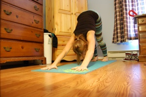 Small Space Sequence: Hip Openers